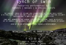 Made in Iceland 8 – Synch or swim